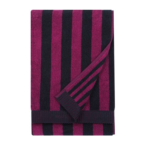 black bathroom towels marimekko kaksi raitaa purple black bath towel erica page