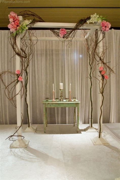 188 best Indoor Wedding Altar Ideas images on Pinterest