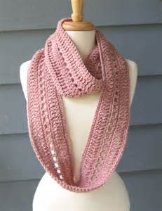 How To Crochet An Infinity Scarf Crochet Infinity Scarf Crafts