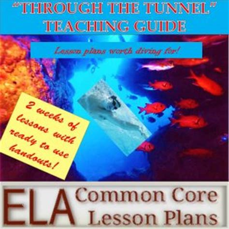 Essay Through The Tunnel by Through The Tunnel Essay