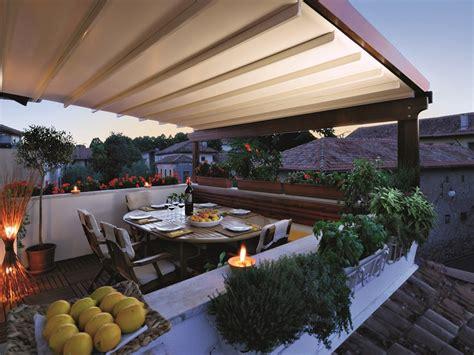 coperture per terrazzi coperture in legno per terrazzi balconi verande e giardino