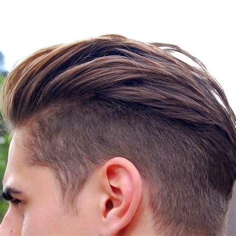 model rambut pria undercut  endart