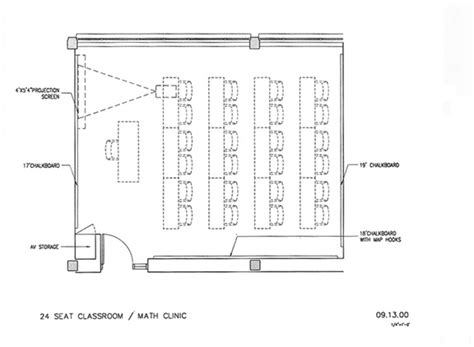 design a classroom floor plan math stat 24 classroom plan