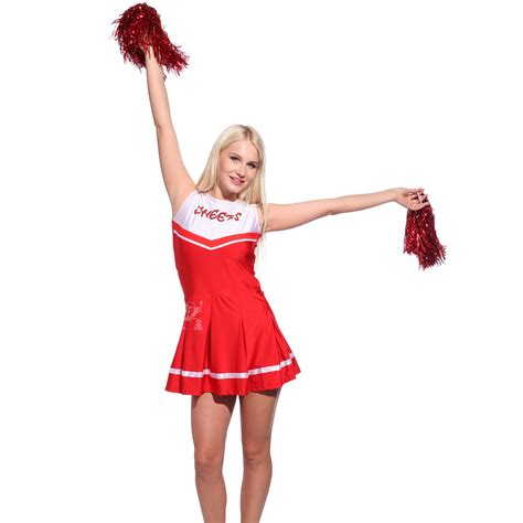 7 Costumes For Your High School by Glee High School Cheerleading Costume Clothes