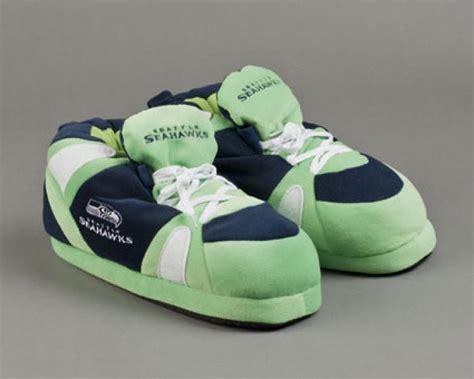 seahawks slippers seattle seahawks slippers sports team slippers