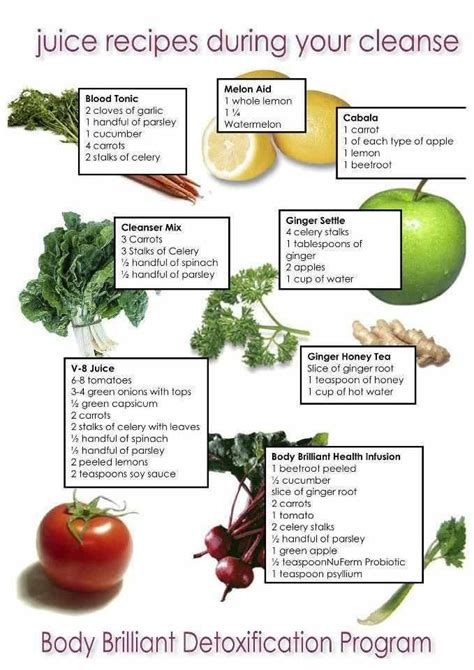 Marilyn Ca Detox Recipes by 59 Best Juicing Images On Health Healthy