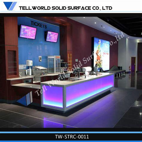 comptoire de l info modern 5 colors led mobile portable bar counter mobile bar