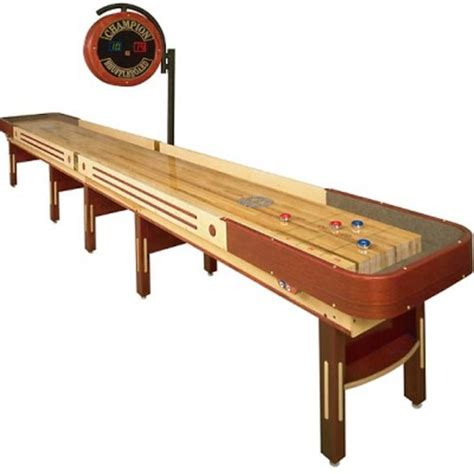 Bar Shuffleboard Table Shuffleboard Table
