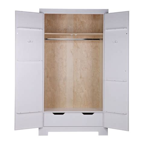 Armoire Pin Massif Blanc by Armoire Penderie Pin Massif Blanc 1 233 Tag 232 Re 1 Penderie