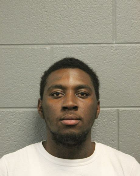 Cook County Arrest Records Illinois Darral W Bailey Inmate 17409365 Cook County Near