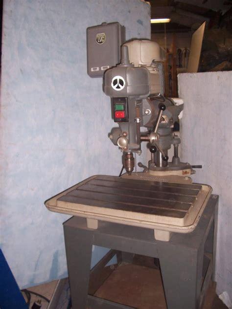 rockwelldelta radial arm drill