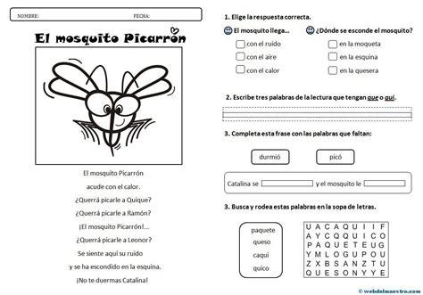 preguntas de geografia para niños de 6 grado lectura que qui actividades castellano spanish