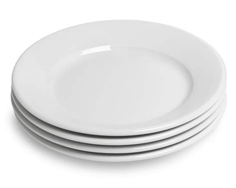 Outdoor Bar by Apilco Tradition Porcelain Bread Amp Butter Plates