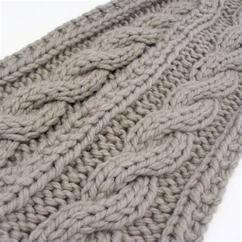 knit cable patterns vintage knitting pattern pdf aran sweater hat scarf and