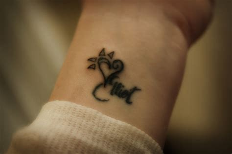 cute name tattoos on wrist tattoos and designs page 23