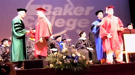 Baker College Mba Reviews by Danielle S Mba Graduation Baker College 6 4 10