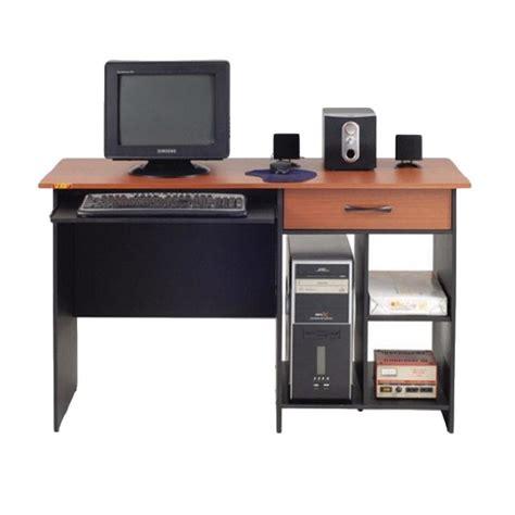 Meja Kantor Vip Mv 302 jual vip mv 116 meja komputer harga kualitas terjamin blibli