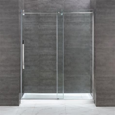 shower doors rona quot antigua quot shower door 60 quot rona