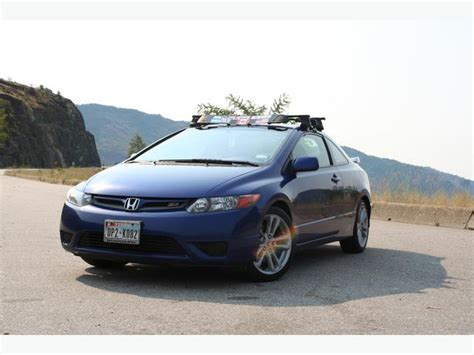 Roof Rack Honda Civic by 2007 Honda Civic Si W Thule Roof Rack System South East