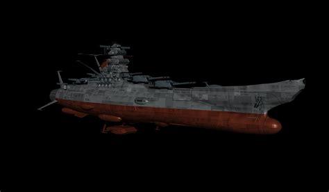 Blender Yamato space battleship yamato by dragonpyper on deviantart
