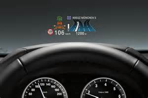 bmw s color up display could replace the