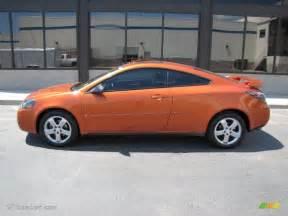 pontiac gt coupe 2006 fusion orange metallic pontiac g6 gt coupe 51479380