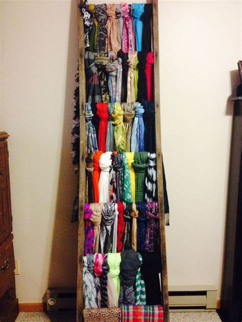 best 20 scarf storage ideas on scarf