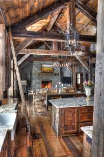 Rustic Cabin Kitchen Cabinets 25 Best Rustic Cabin Kitchens Ideas On Rustic Cabin Decor Farm Style Kitchen Spice