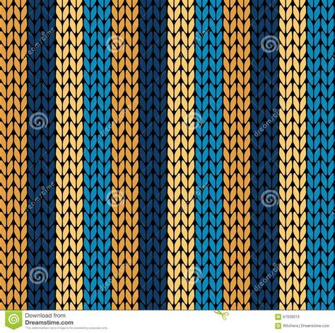 seamless knitted pattern vector seamless knitting pattern vector illustration