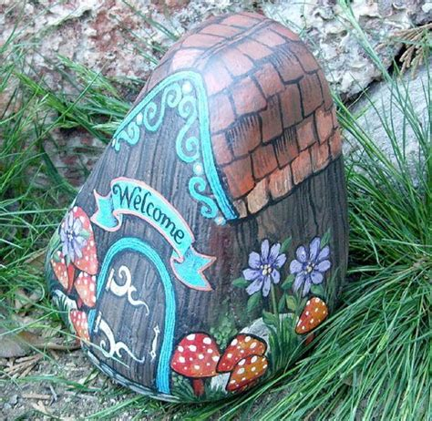 Painted Garden Rocks 1000 Ideas About Painted Garden Rocks On Pinterest Painted Rocks Rocks And Rock