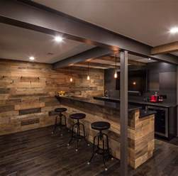 lovely rustic bar design home bar rustic with wood bar