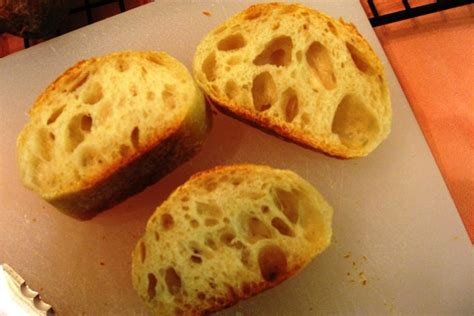 65 hydration baguette baguette crumb 65 hydration dough the fresh loaf
