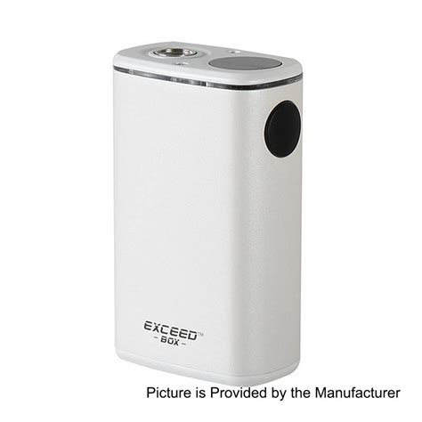 Authentic Joyetech Vtwo Dual White Mod Only Limited authentic joyetech exceed box 3000mah battery white mod