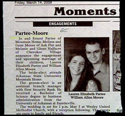 Wedding Announcement Names by 66 Best Images About Weddings And Headlines On