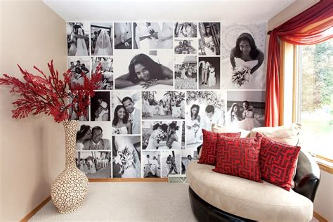 photo decorating ideas wall decor ideas no nails required apartmentguide com