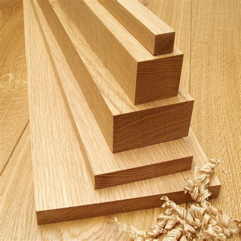 timberline woodworking planed all american white oak timber