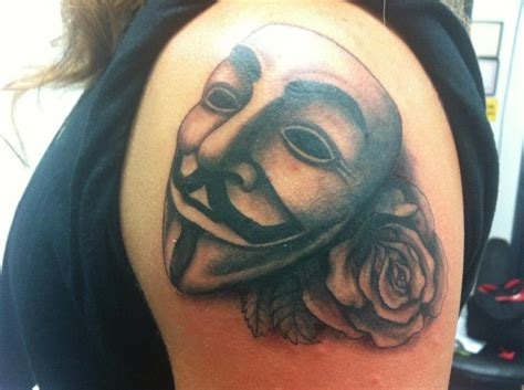 v mask tattoo by sunnyshiba on deviantart