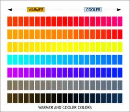 warm colors vs cool colors page 3 xara xone workbook step by step tutorial
