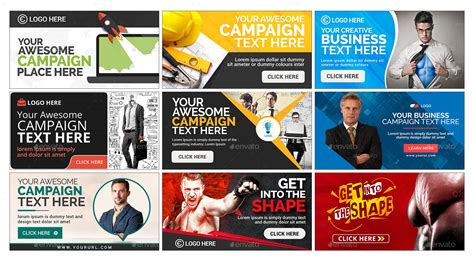 design a banner for facebook facebook newsfeed banners 90 designs 2 sizes each by