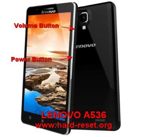 factory reset lenovo how to easily master format lenovo a536 with safety hard