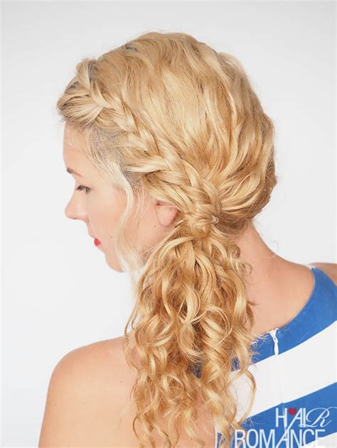 Hairstyles For 30 With by 30 Curly Hairstyles In 30 Days Day 3 Hair