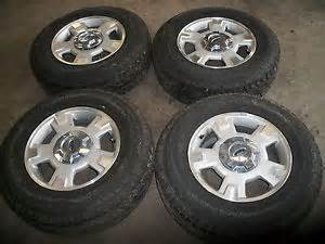 Oem Ford Truck Wheels For F150 For 2013 2013 Ford F150 Oem Aluminum Tires Wheels 17 Quot New Hankook