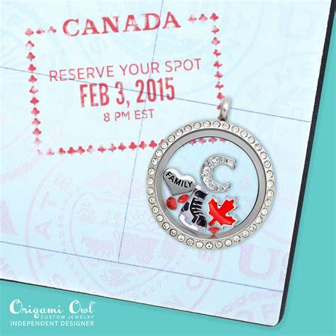 Origami Owl Canada - origami owl 174 announces canada launch origami owl
