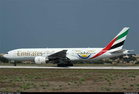 emirates planespotters a6 emj emirates boeing 777 21h er photo by stephen j