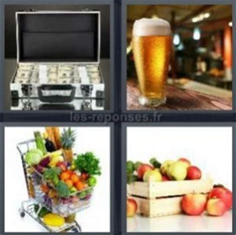 fruit 5 lettres solution 4 images 1 mot malette bi 232 re caddie