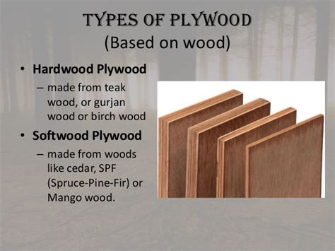 what different types of wood are needed for cabinets floors and roofs types of plywood for cabinets in india woodworking plans