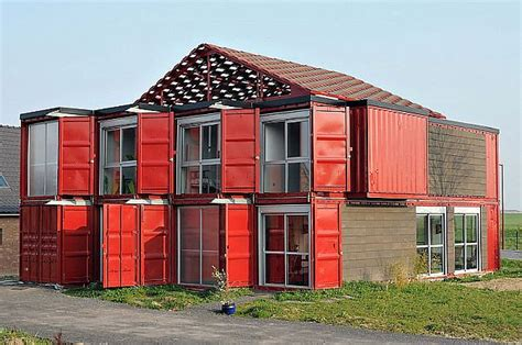 beautiful houses shipping containers