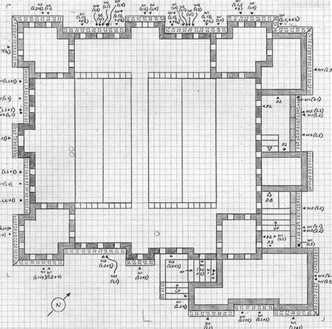 minecraft castle floor plans dover