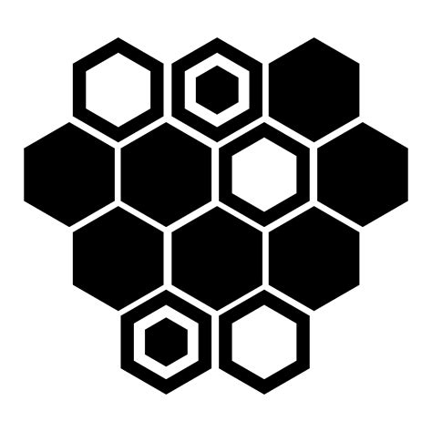 Sketchytech The Inspiration Of Hexagons For Drawing In 3d - hexagon wall quotes wall decal wallquotes