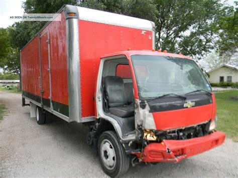 2007 chevrolet w5500